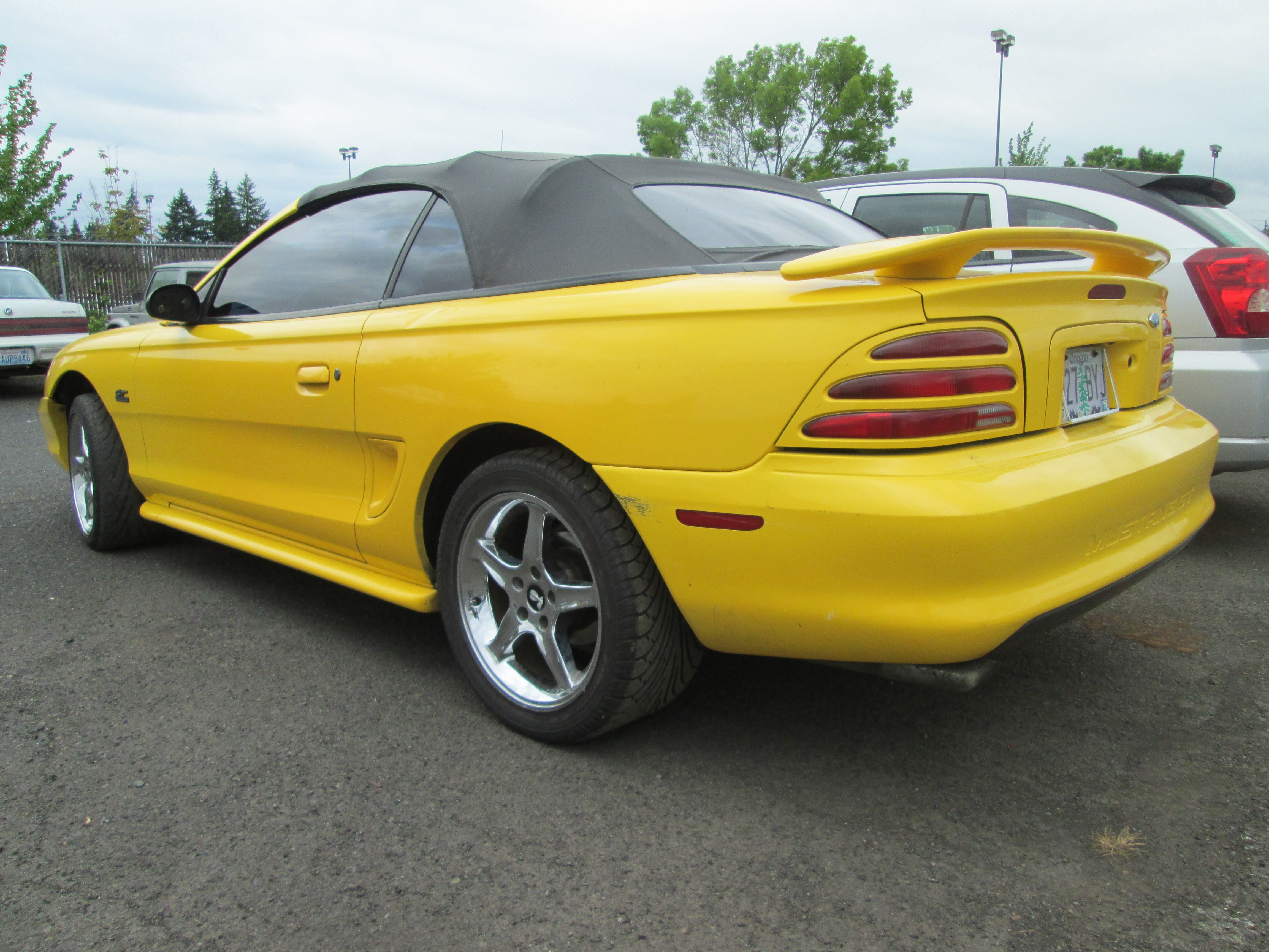 Tune up for a '94 Mustang GT - Fast Specialties - Performance Auto Body Shop, Auto ...